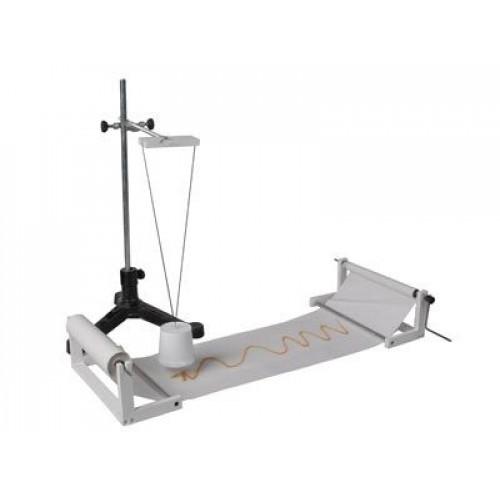 Прибор для демонстрации записи механических колебаний