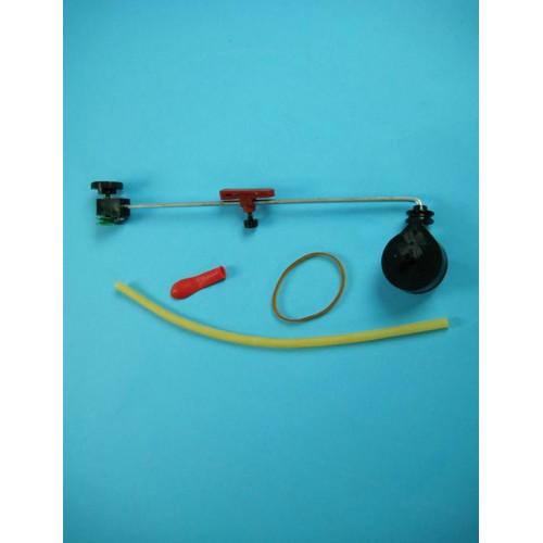 Прибор для демонстрации давления в жидкости