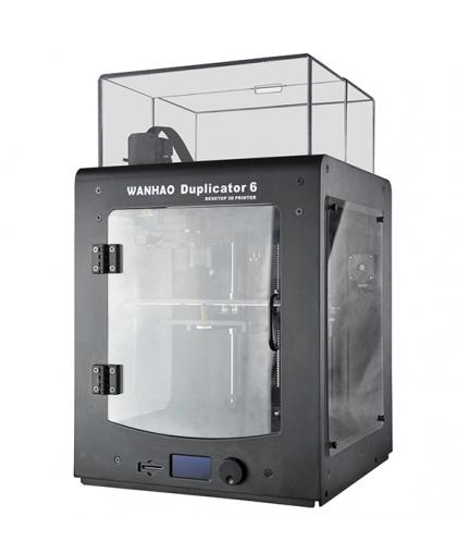 3D принтер Wanhao Duplicator 6 Plus с закрытым корпусом
