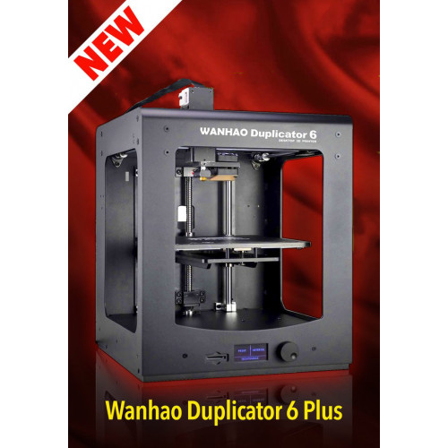 3D принтер Wanhao Duplicator 6 Plus