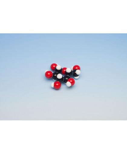 """Комплект для самостоятельной сборки """"Модели молекул глюкозы"""""""