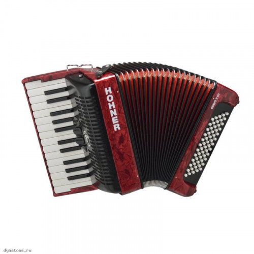 HOHNER Bravo II 60 red - Аккордеон 1/2 Хонер