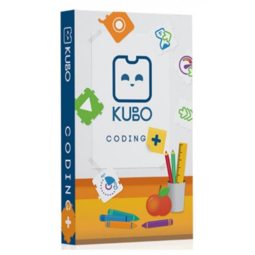 "Набор пластинок ""Программирование с KUBO+"""