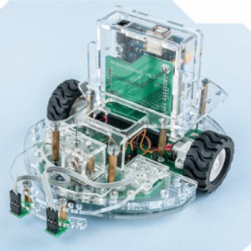 СкретчДуино Робоплатформа конструктор для самостоятельной сборки