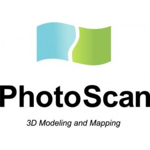 Agisoft PhotoScan Professional Edition (Фотограмметрическое ПО)