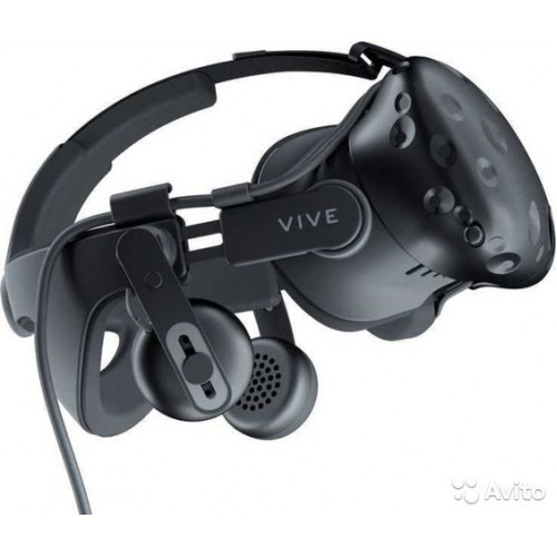 HTC Vive+Deluxe Audio Strap