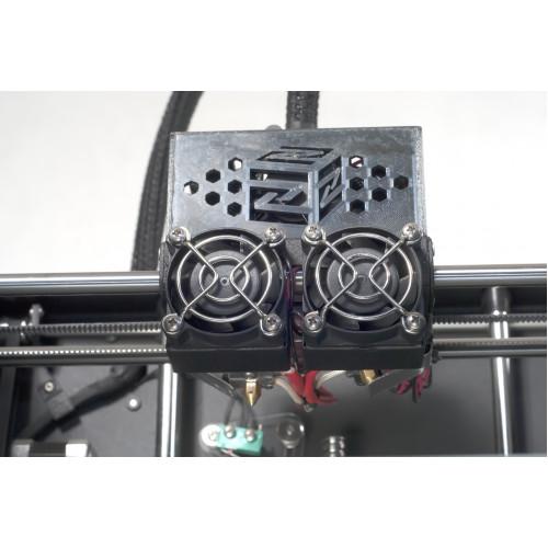 3d-принтер ZENIT — ZENIT DUO SWITCH